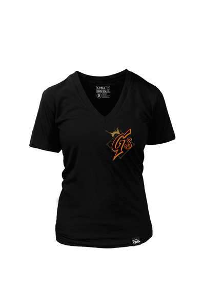 Diamond KinGs (Women's V-Neck)
