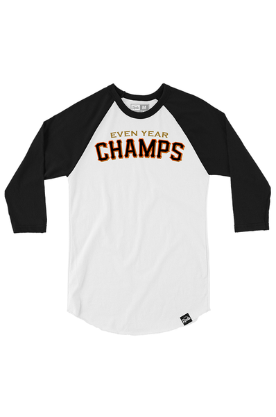 Even Year Champs (Raglan)