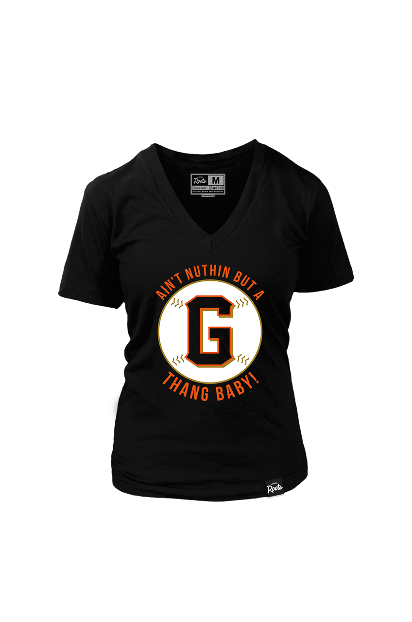 G Thang (Women's V-Neck)