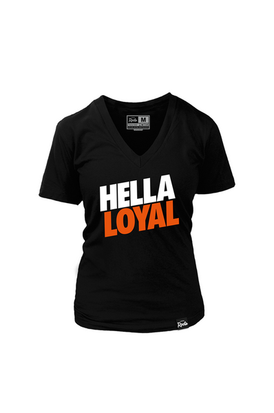 Hella Giant (Women's V-Neck)
