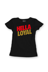 Hella Red & Gold (Women's Tee)