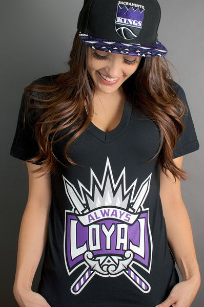 Always Loyal (Women's V-Neck)
