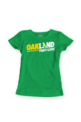 Oakland Love (Women's Tee)
