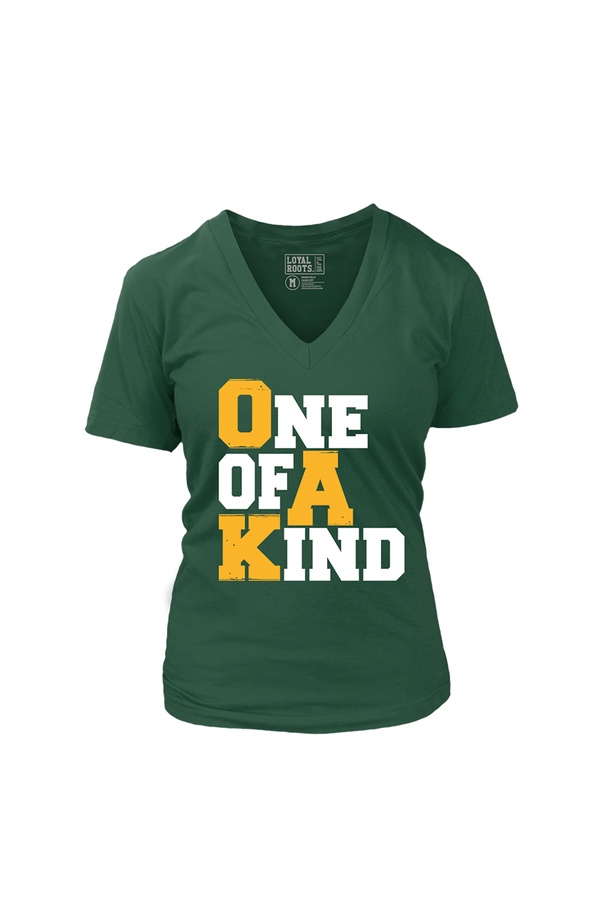 One of A Kind (Women's V-Neck)