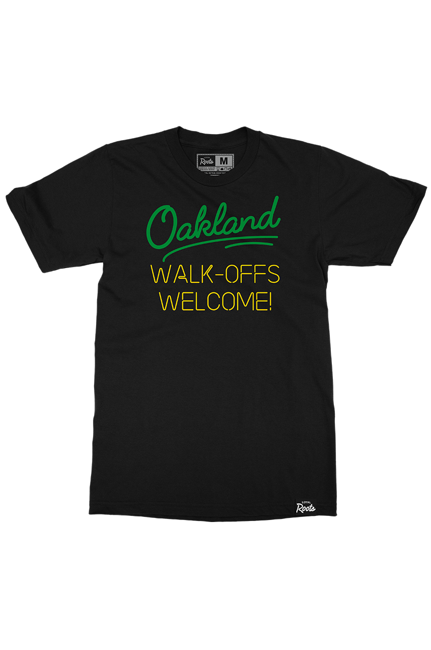 Walk-Offs Welcome