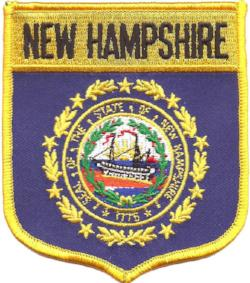 New Hampshire Patch Hammock