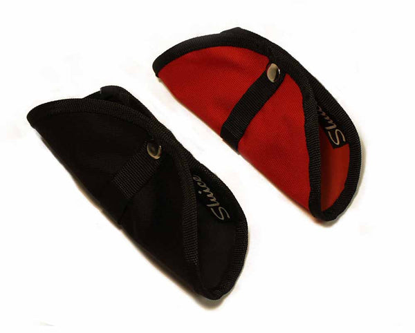 Sluice Hammocks Extra Strap Carrying Taco Spicy Red and Regular Black