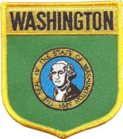Washington State Patch Hammock