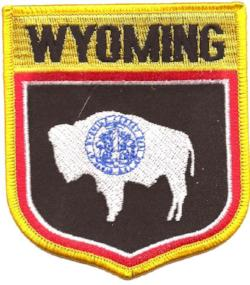 Wyoming Patch Hammock