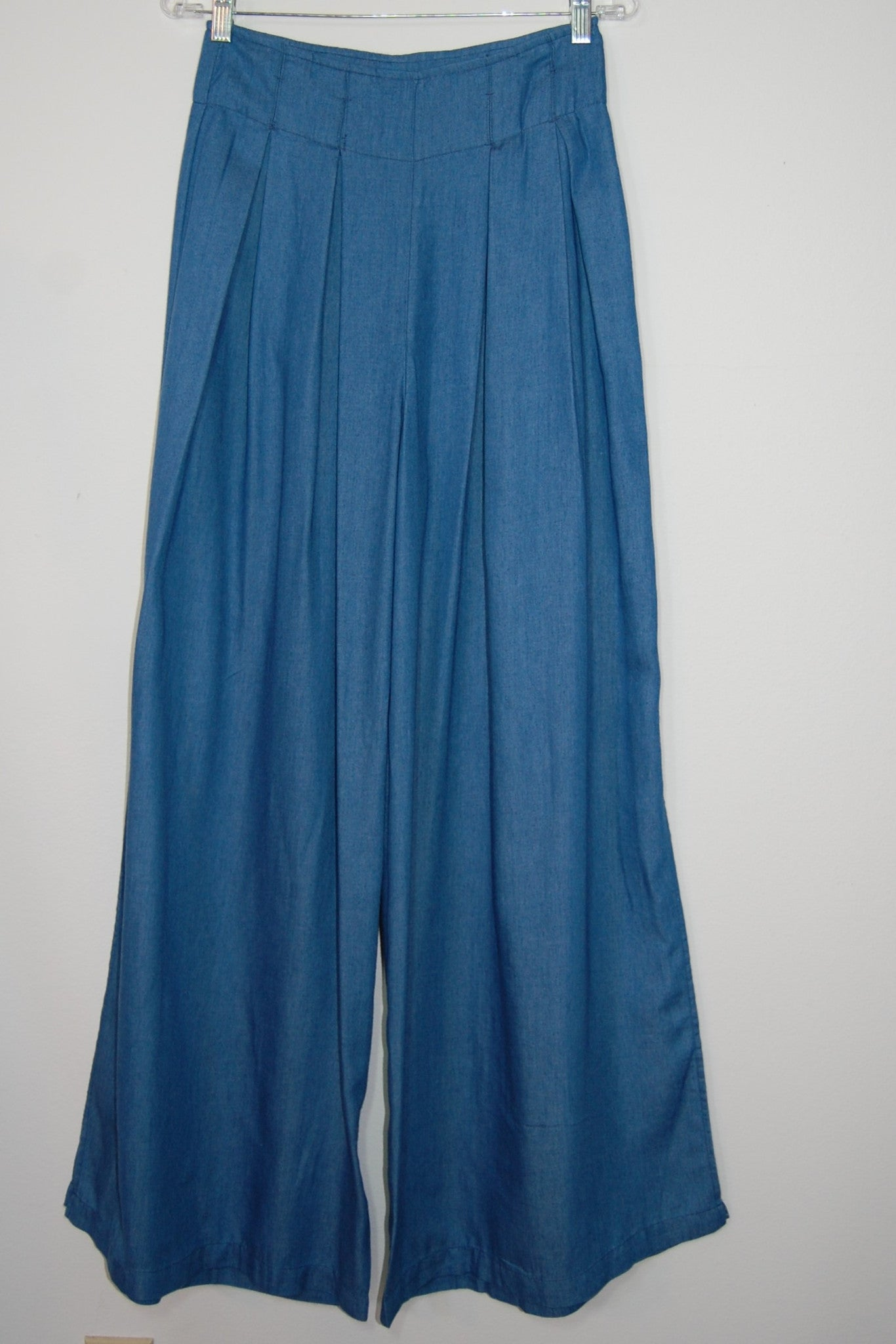 Jeans Palazzo Trousers