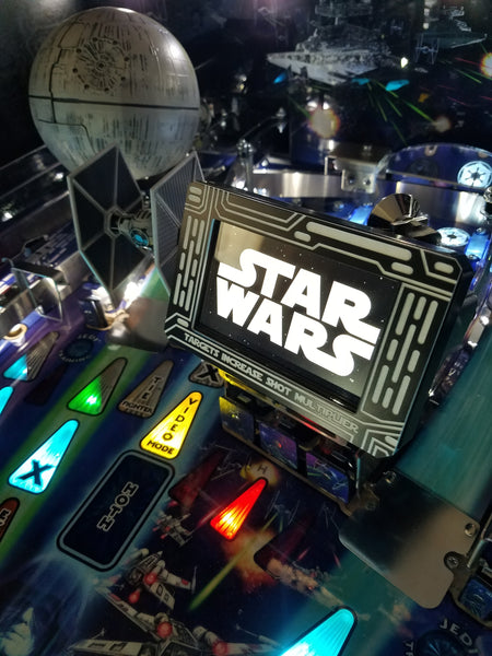 Star Wars Monitor Bezel
