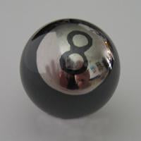 8 Ball Black Pearl Pinball