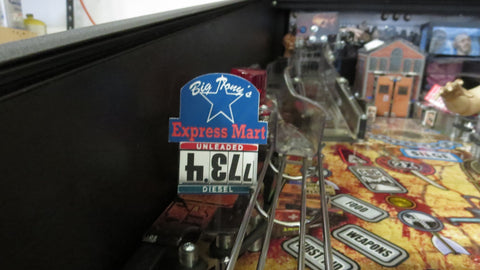The Walking Dead Express Mart Sign Mod