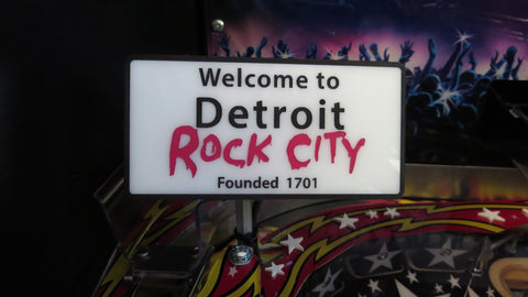 KISS Detroit Rock City Mod