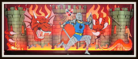 Medieval Madness 3D Pinball Topper