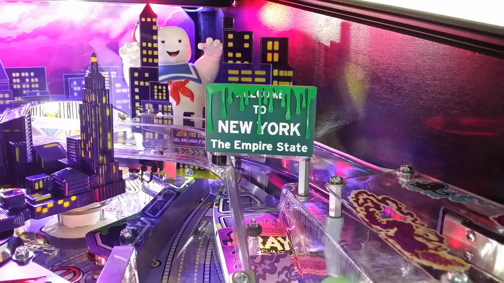 Ghostbusters NYC Slime Sign Mod