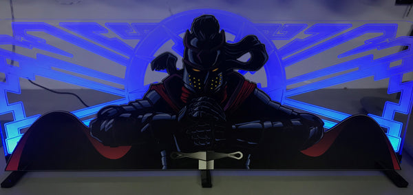 Black Knight Pinball Topper