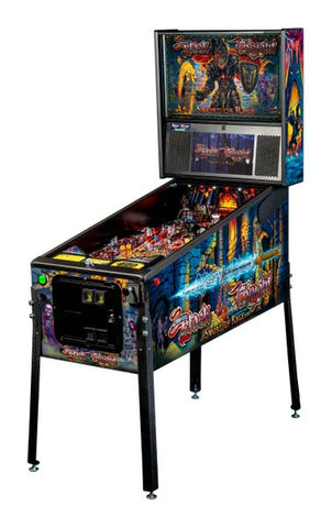 Black Knight Sword of Rage Pro Pinball Machine