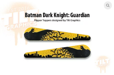 Batman Dark Knight Guardian TG Flipper Toppers