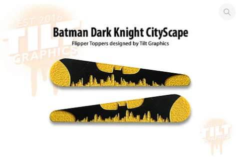 Batman Dark Knight CityScape TG Flipper Toppers