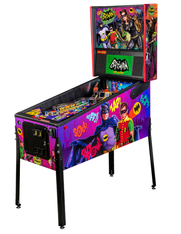 Batman 66 Catwoman Edition Pinball Machine