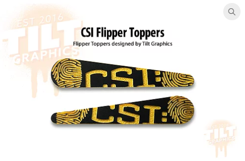 CSI TG Flipper Toppers