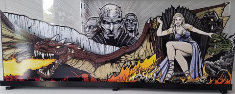 Game Of Thrones Pinball Topper