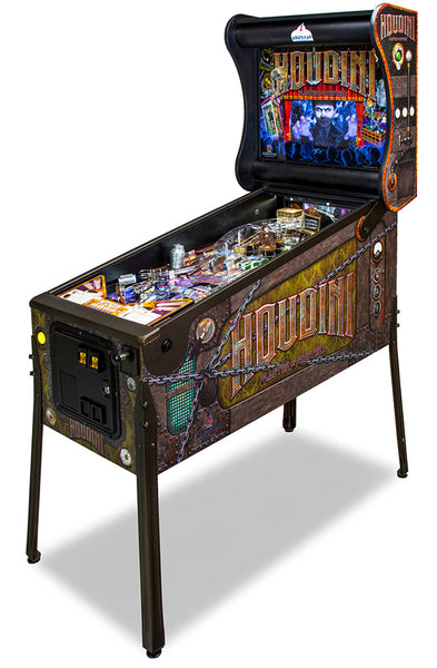 Houdini Pinball Machine