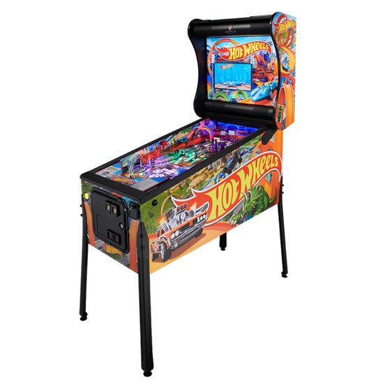 Hot Wheels Pinball Machine