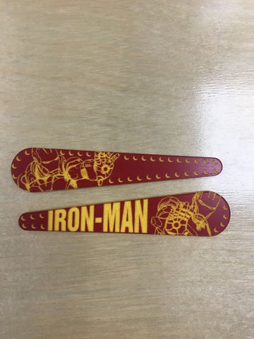 Iron Man TG-Flipper Toppers