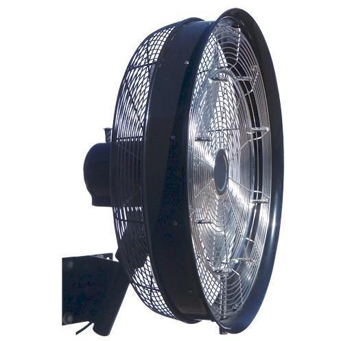 "24"" Shrouded Oscillating Fan with 3 speed control"