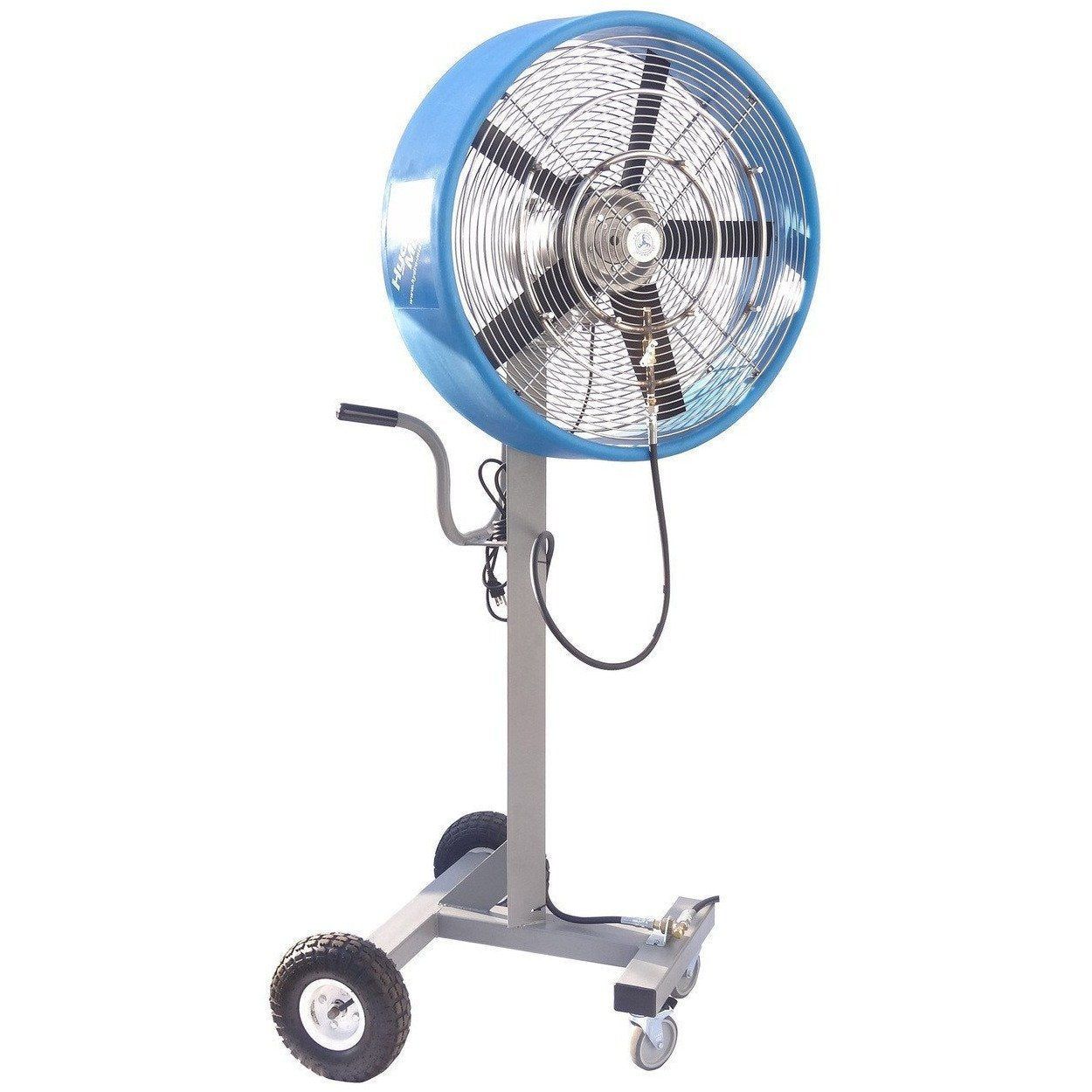 "Extreme 24"" Portable Satellite Fan"