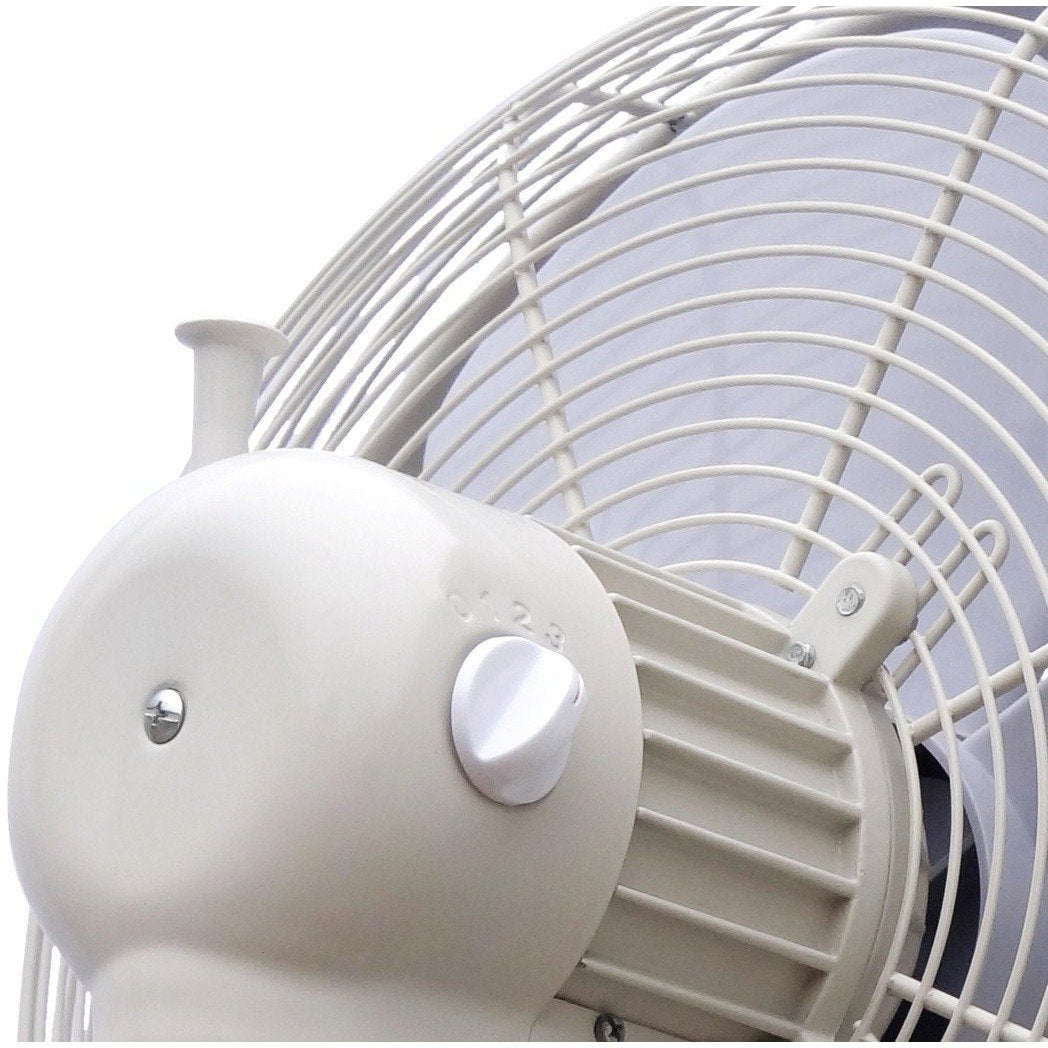 "18"" Shrouded Oscillating Fan with 3 speed control"