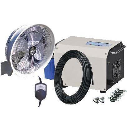 Misting Fan Package - One Fan (1000PSI)