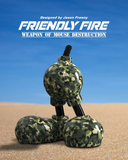 "Friendly Fire ""Weapon of Mouse Destruction"" (Signed)"