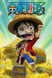 "XXRAY Plus: LUFFY 8"" Limited Edition Vinyl Figure (Signed)"