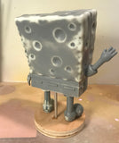 Spongebob Anatomy Sculpture (Prototype)