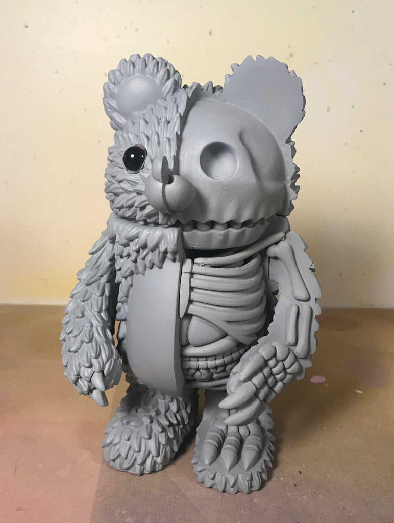 Muckey Anatomy Sculpture (Prototype)