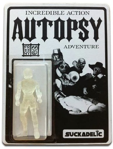 Sucklord Autopsy (Translucent) Limited Edition Sculpture (Signed)