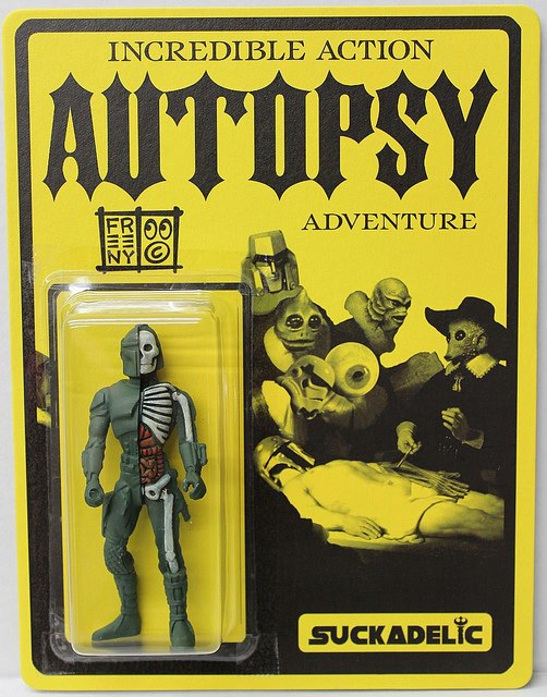 Sucklord Autopsy Limited Edition Figure (Signed)