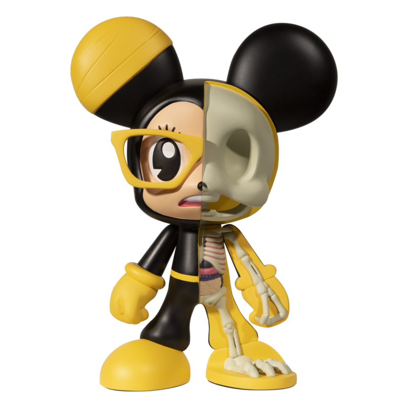"XXRAY PLUS: 8.5"" Mousy Little (MJE) Limited Edition Figure (Signed)"