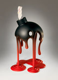 """Melting Bomb"" Limited Edition Sculpture (Signed)"