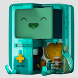 "XXRAY PLUS 6"" BMO Clear Limited Edition Figure (Signed)"