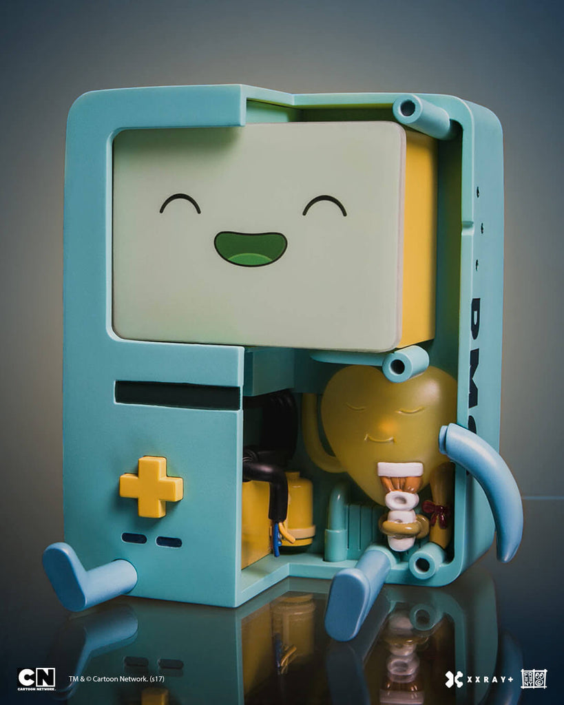 "XXRAY PLUS 6"" BMO Limited Edition Figure (Signed)"