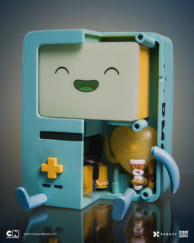"XXRAY PLUS 6"" BMO Limited Edition Sculpture (Signed)"