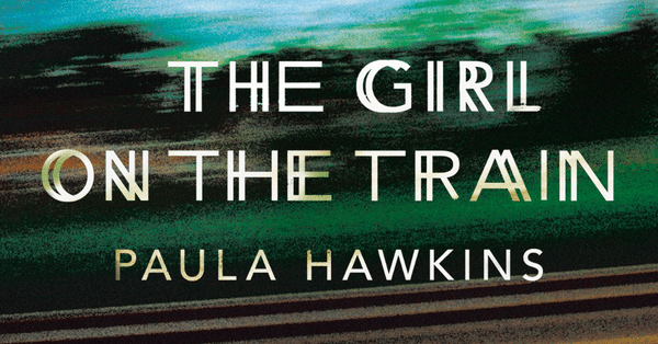 The girl on the train…