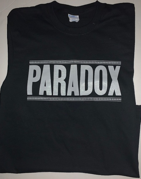 PARADOX Parking Pass Replica Tee-Shirt