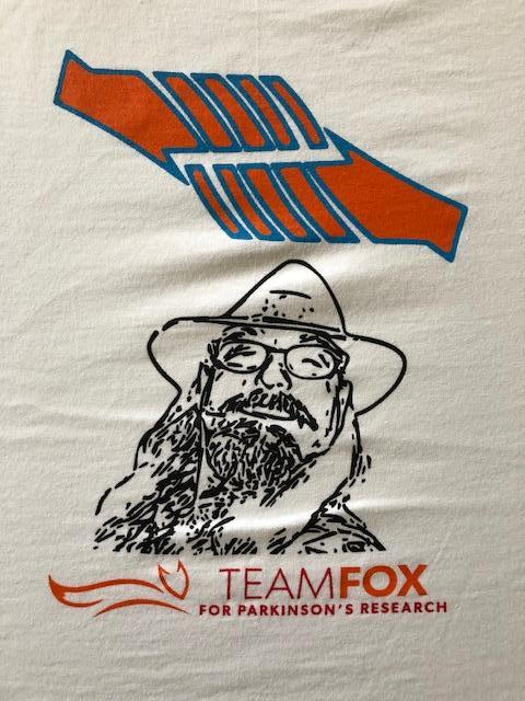 Dangerous BoB Team Fox Foundation Tee Shirt