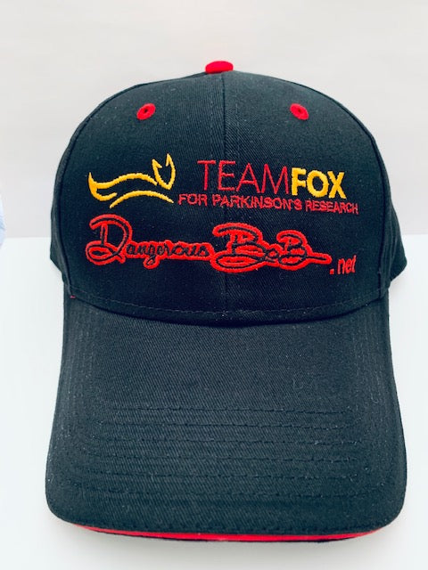 Team Fox/Dangerous Bob Baseball cap.