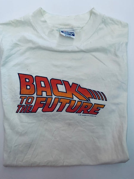Back to the Future Crew Tee-Shirts